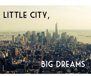 big city, city, and dreams image