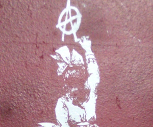 anarchy, art, and girl image