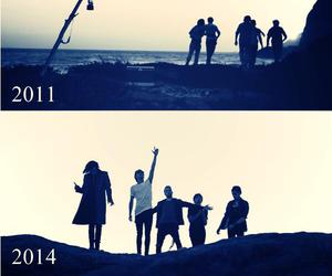 forever, lloro, and one direction image