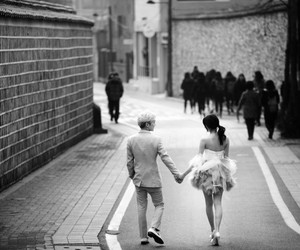 key and we got married image