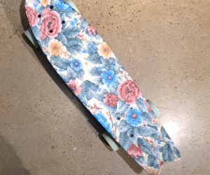 floral and penny board image
