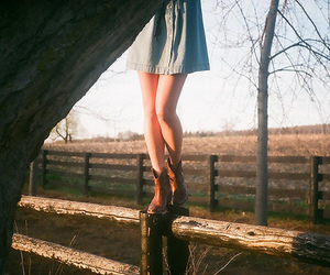 girl, vintage, and boots image