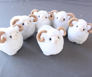 sheep, toy, and cute image