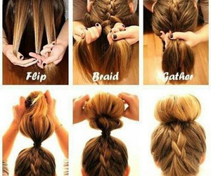 Dutt, hair, and tutorial image