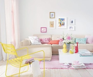 home, pastel, and pink image
