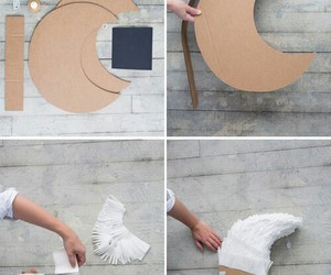 diy, moon, and ideas image