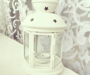 candle, decor, and home image