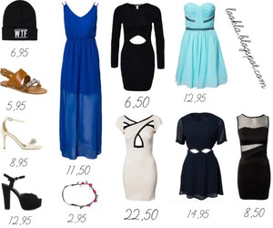 dresses, fashion, and nelly image