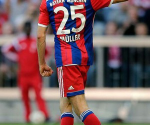 germany, muller, and soccer image