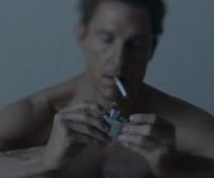 cigarette, true detective, and smoke image