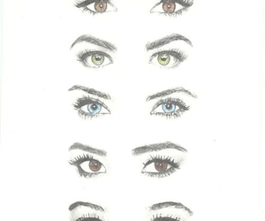eyes, pll, and pretty little liars image