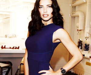 Adriana Lima, fashion, and girl image