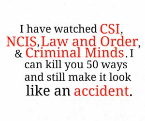 csi, ncis, and criminal minds image