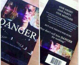 danger, book, and justin bieber image