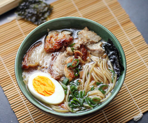 japanese, noodles, and ramen image