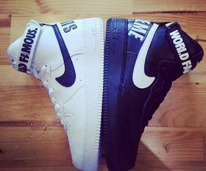 air force, style, and black image