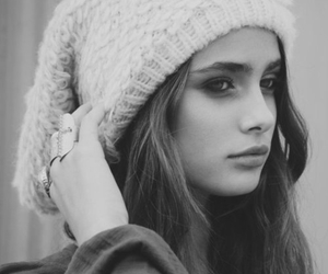 beanie, beautiful, and lily collins image