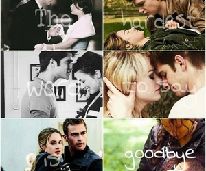 glee, goodbye, and divergent image