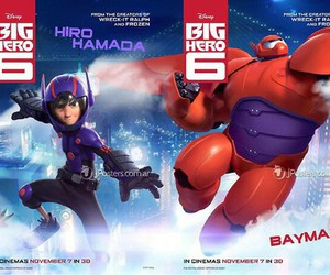 big hero 6 and bh6 image