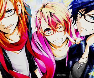 anime, glasses, and uta no prince-sama image