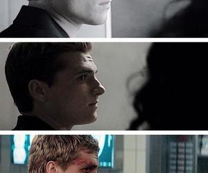 mockingjay, peeta mellark, and peeta image