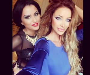 pretty, perfect girls, and daniela crudu image