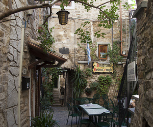 italy, restaurant, and travel image