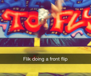 air, best day, and trampolines image