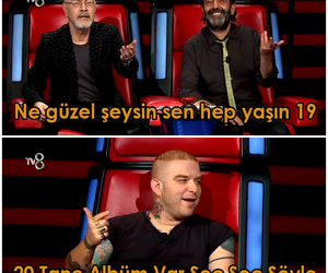 özkan, o ses türkiye, and mfÖ image