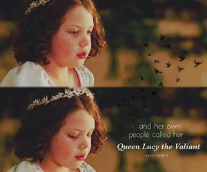 narnia, wearepanem, and queen lucy the valliant image