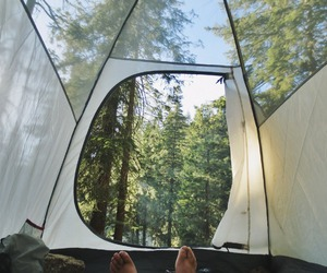 camping, outdoors, and Dream image