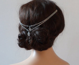hair accessories, womens clothing, and headpiece image