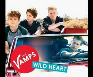 wild heart and the vamps image
