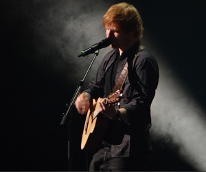 guitar, ed sheeran, and Hot image