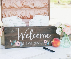 decor and welcome image