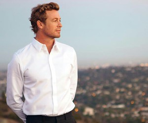 hot boy and the mentalist image