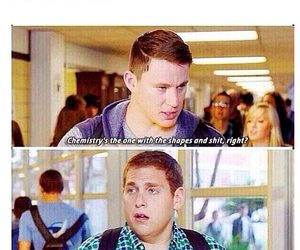 funny, chemistry, and channing tatum image