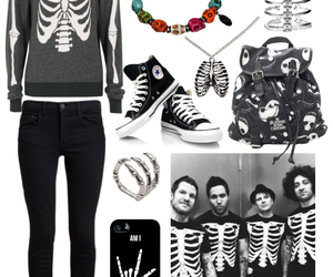 fall out boy, fashion, and Polyvore image