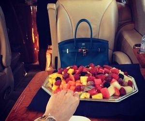 luxury, fruit, and hermes image