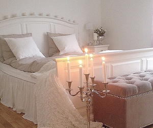 autumn, candles, and interior image
