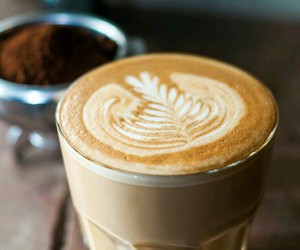 coco, coffee, and drink image