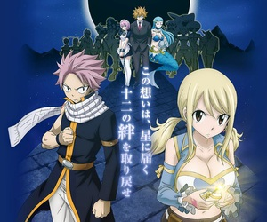 Lucy, fairy tail, and fairytail image