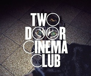 two door cinema club, music, and indie image