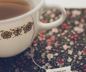 tea, quote, and kind image