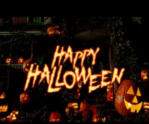 Halloween, happy, and pumpkin image