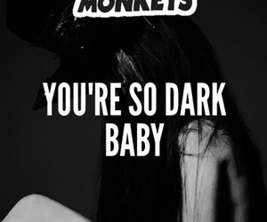 arctic monkeys, am, and you're so dark image