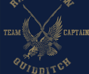 ravenclaw, harry potter, and quidditch image