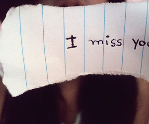 cry, girl, and miss you image