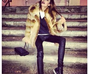 beauty, coat, and masha trotsko image