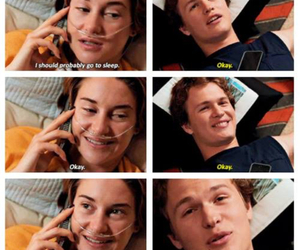 okay?, tfios, and always image